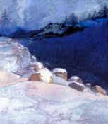 Winter Rocks: Shan