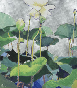 525. lotus 3 study in silver_med